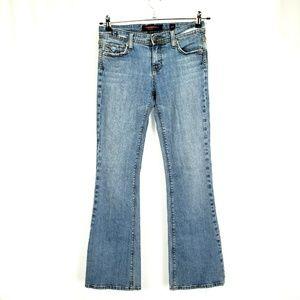 Vigoss Jeans Flair Factory Distressed G1301